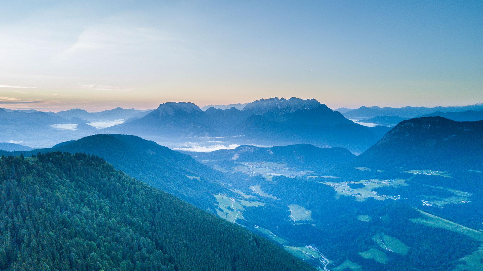 Kernspitze, Transjochalm